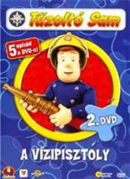 Tűzoltó Sam 2. - A vízipisztoly - DVD