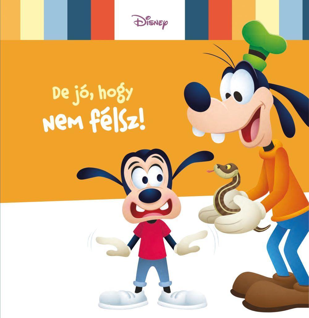 Disney Baby - De jó, hogy nem félsz!