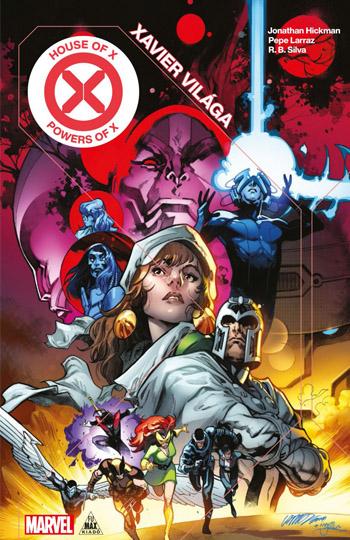 X-Men: Xavier világa - X hatványai