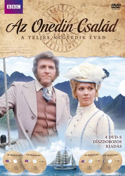 Onedin család 4. évad díszdoboz - DVD