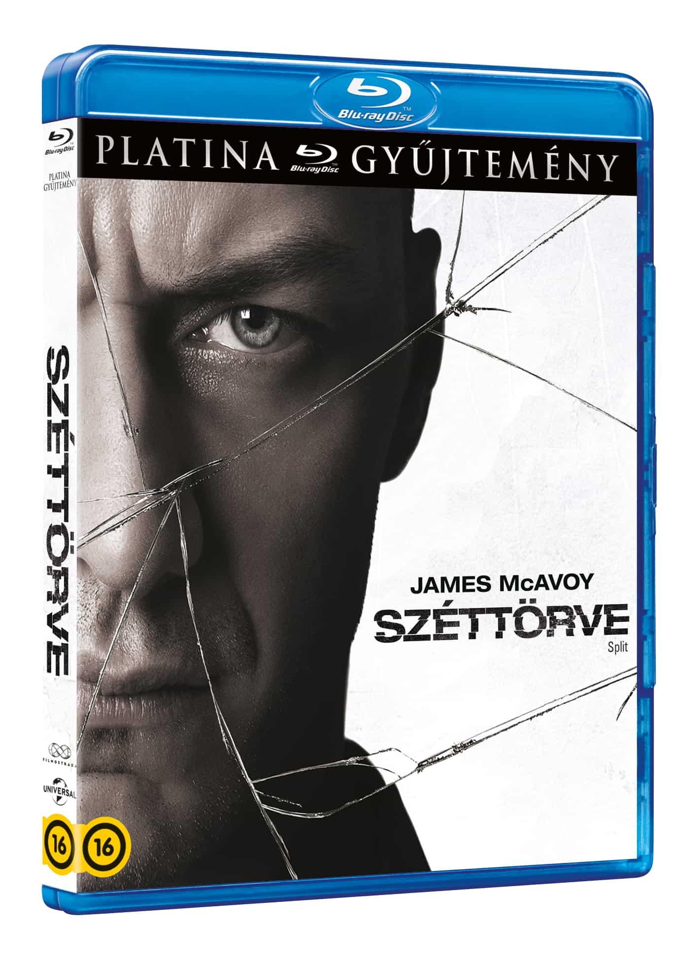 Széttörve (platina gyűjtemény) - Blu-ray