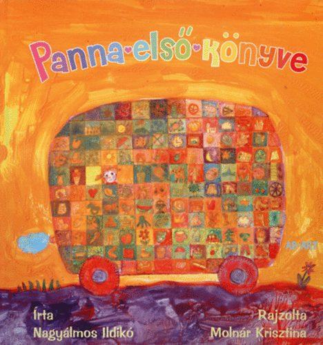 Panna első könyve