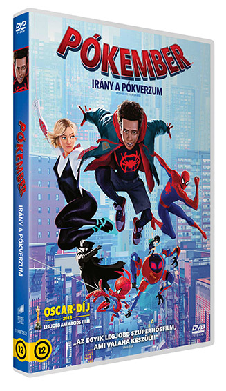 Pókember - Irány a Pókverzum - DVD