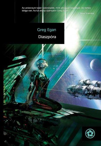 Diaszpóra - Greg Egan pdf epub