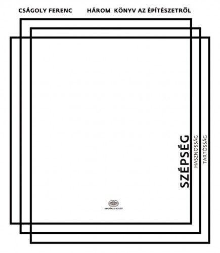 Három könyv az építészetről - Szépség