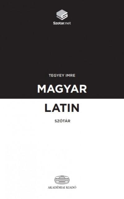 Magyar-latin szótár + online szótárcsomag