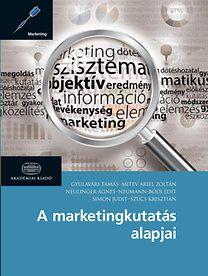 A marketingkutatás alapjai - Mitev Ariel Zoltán pdf epub