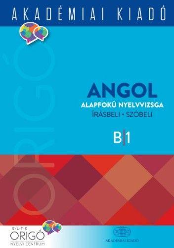 Origó - Angol alapfokú nyelvvizsga 2018