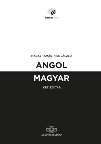 Angol-magyar kéziszótár - + online szótárcsomag