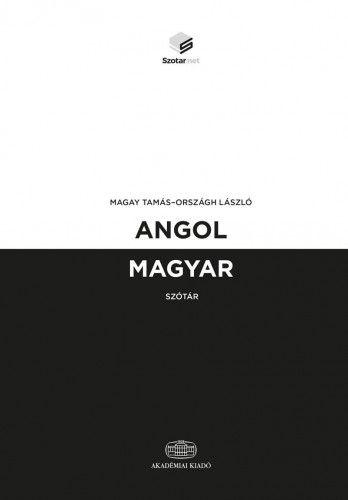 Angol-magyar szótár - + online szótárcsomag