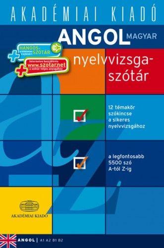 Angol nyelvvizsgaszótár - angol / a1 - a2 - b1 - b2