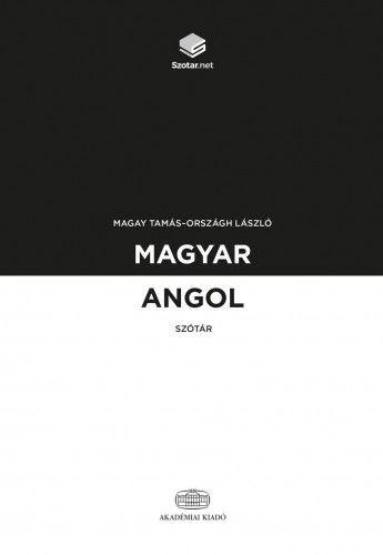 Magyar-angol szótár - + online szótárcsomag