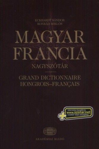 Magyar-francia klasszikus nagyszótár + net