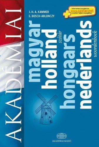 Magyar-holland szótár + NET