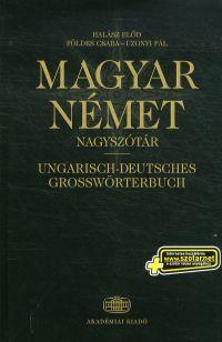 Magyar-német klasszikus nagyszótár + net