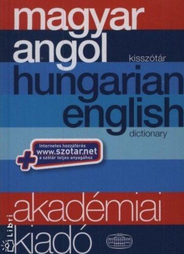 Magyar-angol kisszótár