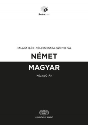 Német-magyar kéziszótár + online szótárcsomag