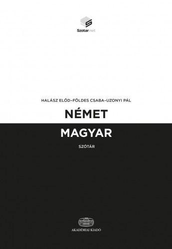 Német-magyar szótár + online szótárcsomag
