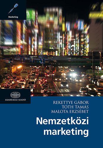 Rekettye Gábor - Nemzetközi marketing