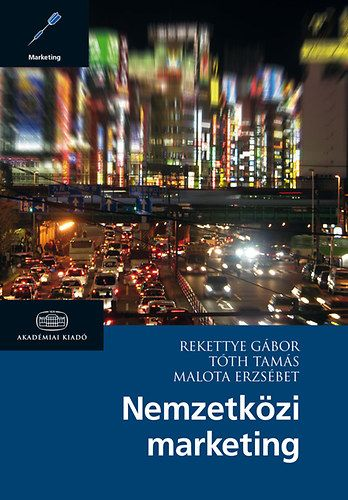 Nemzetközi marketing - Rekettye Gábor pdf epub