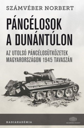 Páncélosok a Dunántúlon - Az utolsó páncélosütközetek Magyarországon 1945 tavaszán - Számvéber Norbert |