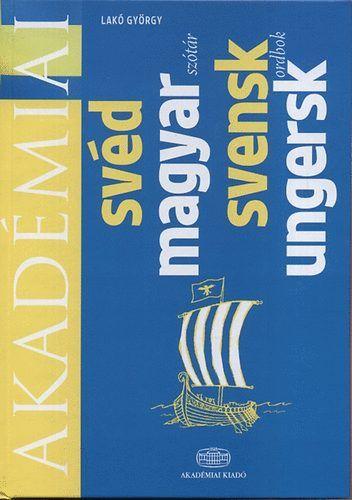 Svéd - magyar kéziszótár - Svensk - ungersk ordbok