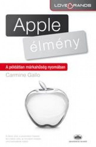 Apple élmény