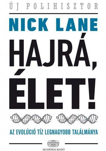 Hajrá, élet! - Nick Lane pdf epub