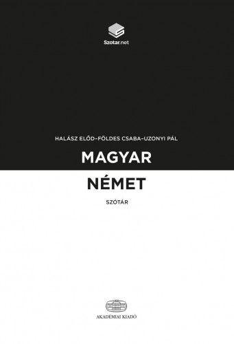 Magyar-német szótár + online szótárcsomag