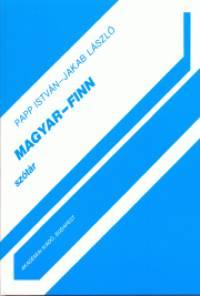 Magyar - finn szótár