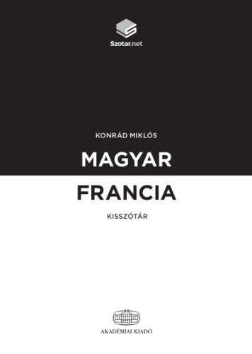 Magyar-francia kisszótár + online szótárcsomag