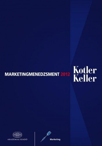 Marketingmenedzsment - Philip Kotler pdf epub