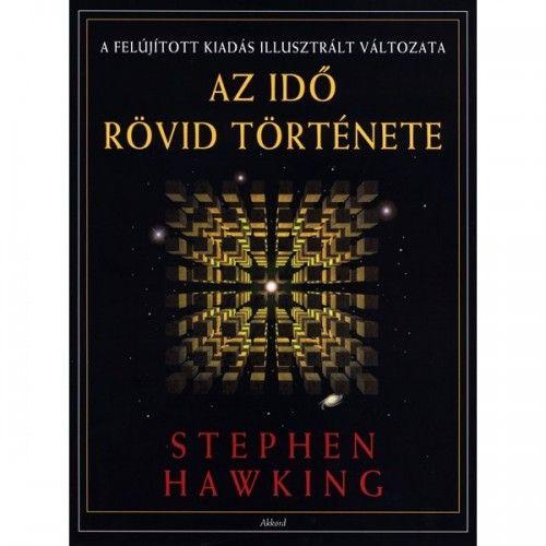 Az idő rövid története - Stephen Hawking pdf epub