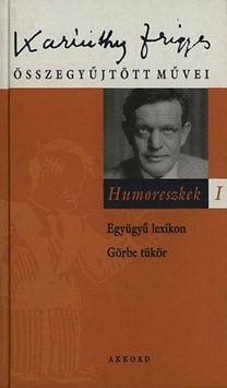 Humoreszkek I. - Karinthy Frigyes pdf epub