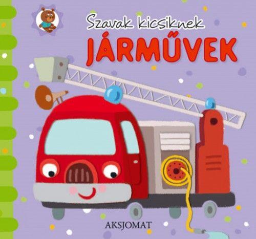 Szavak kicsiknek - Járművek - Ewa Nawrocka pdf epub