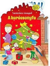 A karácsonyfa - Varázslatos ünnepek -  pdf epub