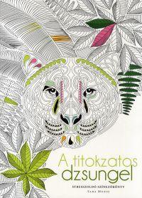 A titokzatos dzsungel - Sara Muzio pdf epub