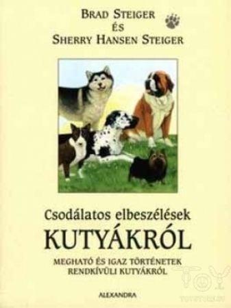 Csodálatos elbeszélések kutyákról - Sherry Hansen pdf epub