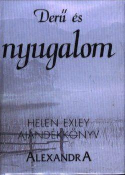 Derű és nyugalom - Helen Exley pdf epub