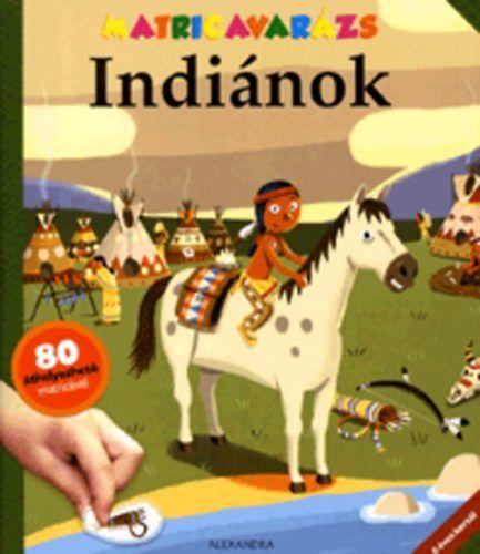 Indiánok -  pdf epub