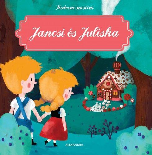 Jancsi és Juliska -  pdf epub