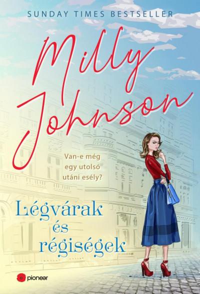 Légvárak és régiségek - Milly Johnson pdf epub