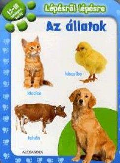 Lépésről lépésre - Az állatok