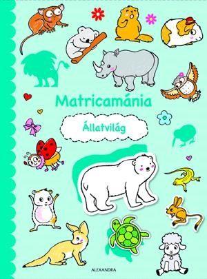 Matricamánia - Állatvilág -  pdf epub