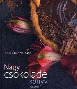 Nagy csokoládé könyv