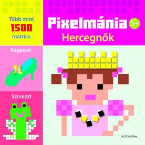 Pixelmánia-Hercegnők