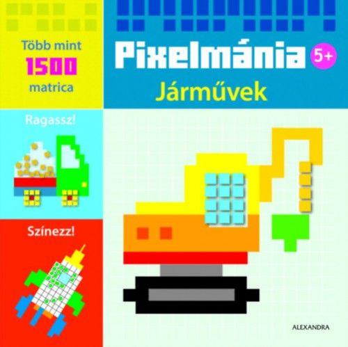 Pixelmánia-Járművek