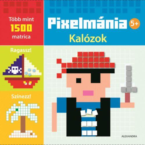 Pixelmánia-Kalózok -  pdf epub