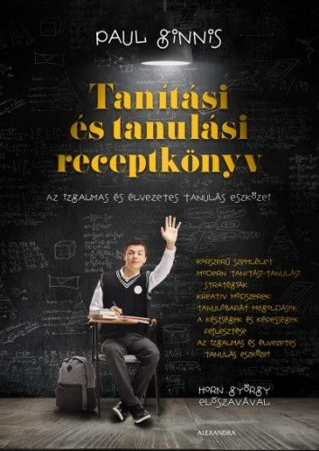 Tanítási és tanulási receptkönyv - Paul Ginnis pdf epub