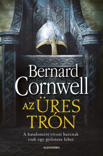 Az üres trón - Bernard Cornwell |